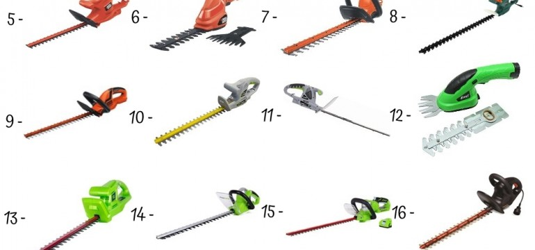 20 Best Hedge Trimmer Under 50$