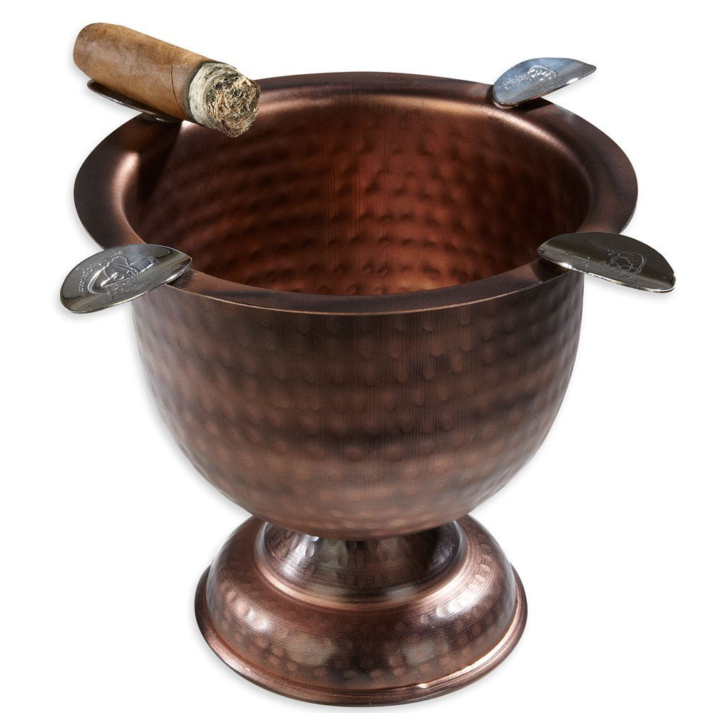 4 Stirrup Tall Stinky Cigar Ashtray