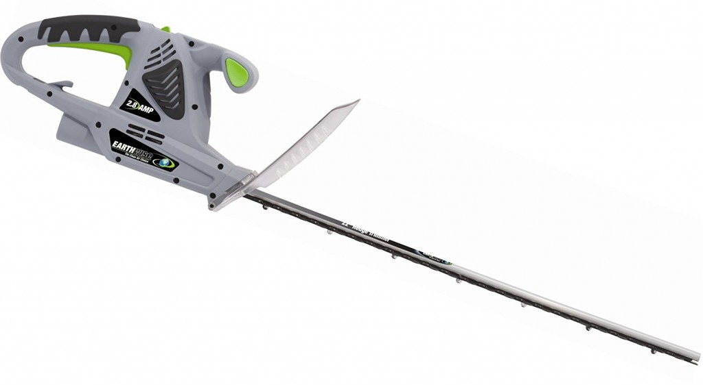 Earthwise HT10022 22 Inch 2.8 Amp Corded Electric Hedge Trimmer