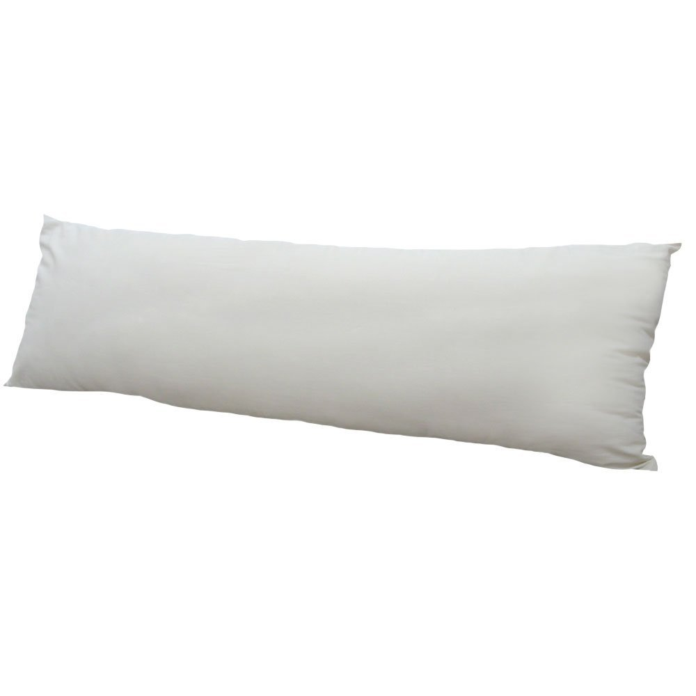 GOTS Certified Organic Wool Body Pillow