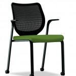 HON Nucleus Mesh Back Guest Chair