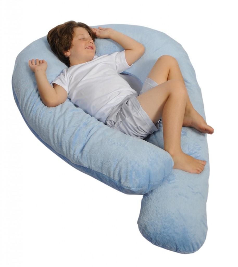 Moonlight Slumber Kids Comfort U Body Pillow