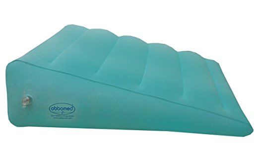 ObboMed HR 7510N Inflatable Portable Bed Wedge Pillow