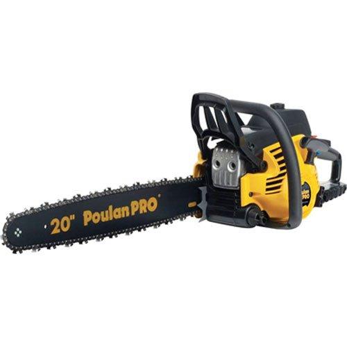 Poulan Pro PP5020AV 20 Inch 50cc 2 Stroke Gas Powered Chain Saw