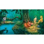 RoomMates JL1253M Disney Lion King Chair Rail Prepasted Mural