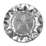 Royal Silver Star Aluminum Ashtrays