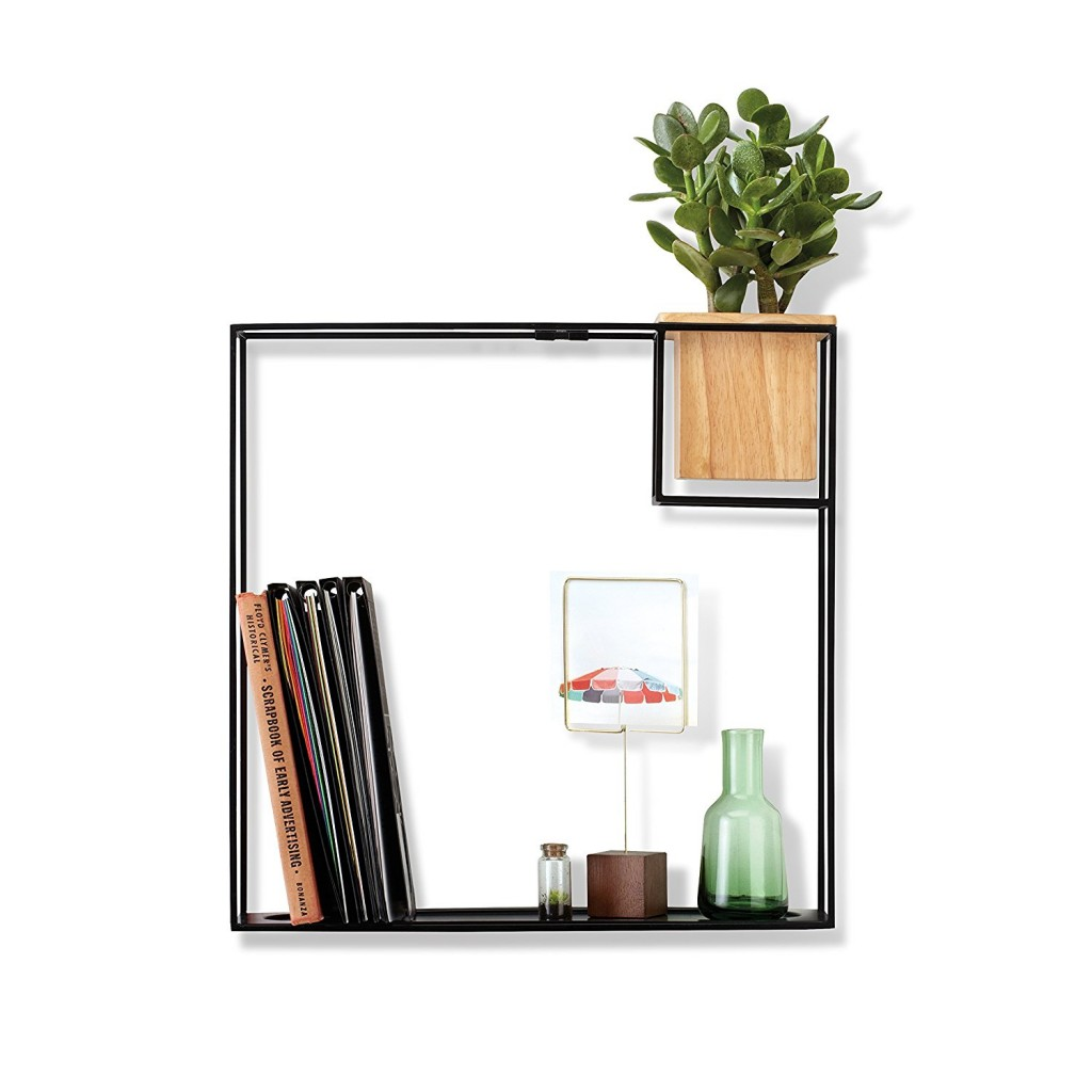 Umbra Cubist Floating Shelf