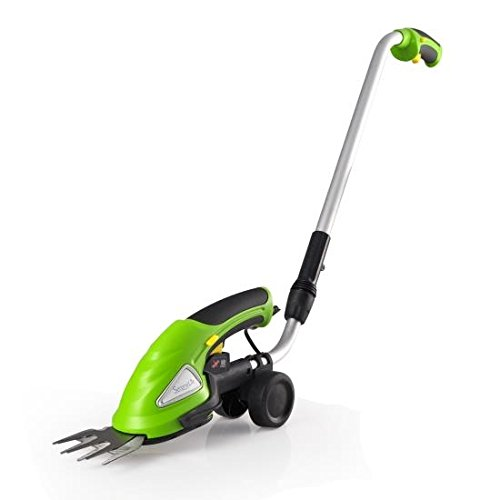 Upgraded Version SereneLife Hedge Trimmer