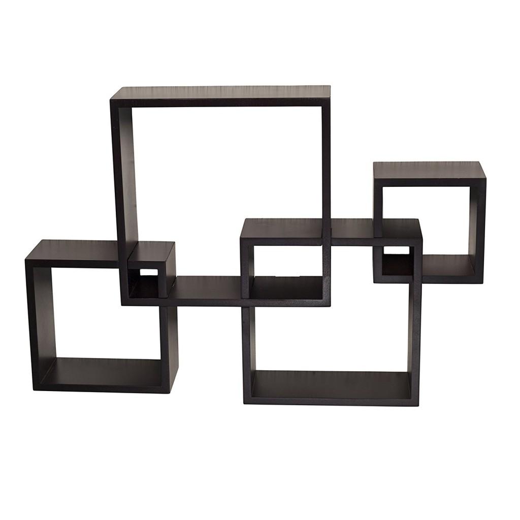 Cube Floating Wall Shelves