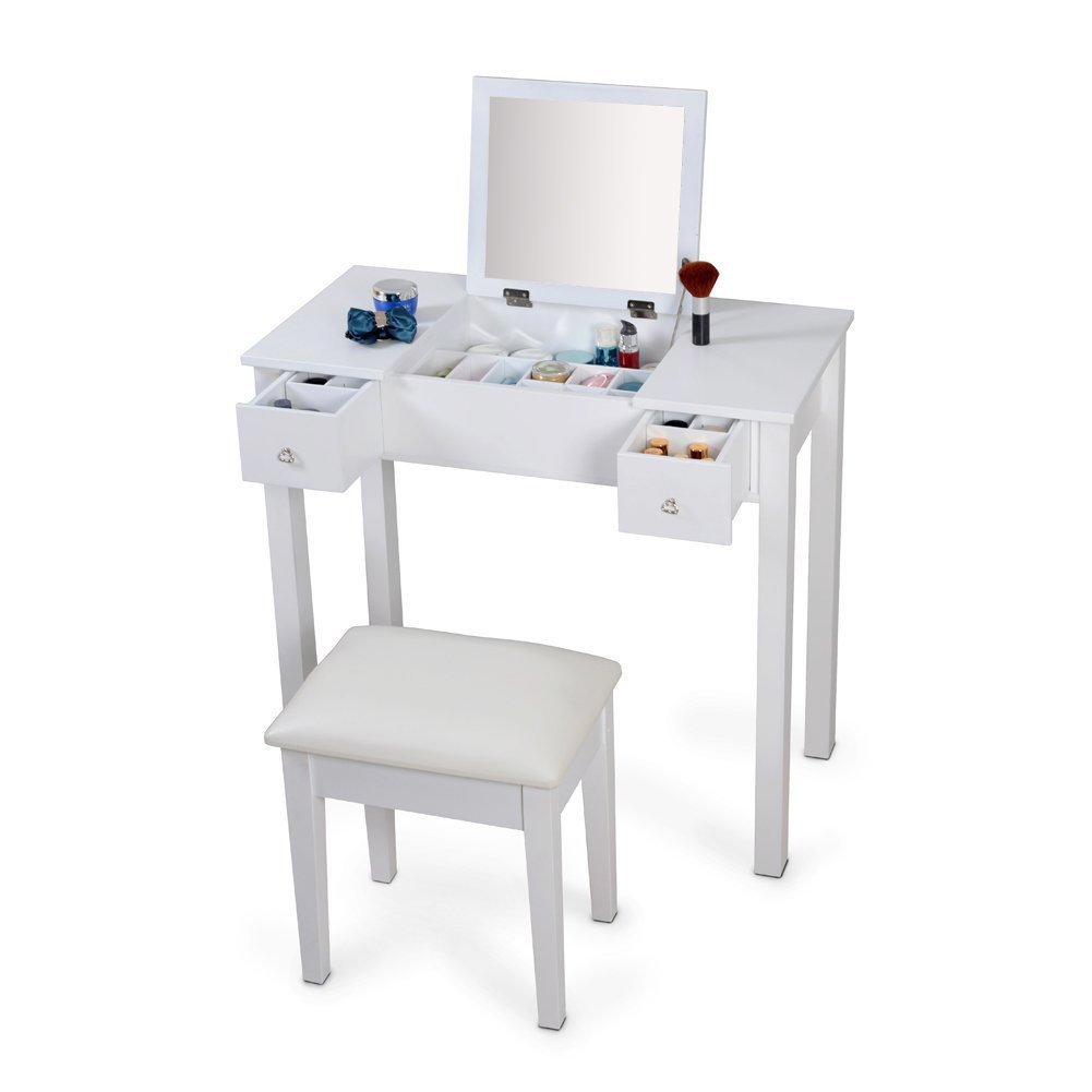 Vanity Makeup Table Set