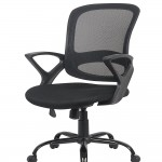 Ergonomic Mesh Computer Office Desk Midback Task Chair