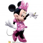 Minnie Dance Disney's Mickey Mouse Clubhouse Advanced Graphics Life Size Cardboard Standup
