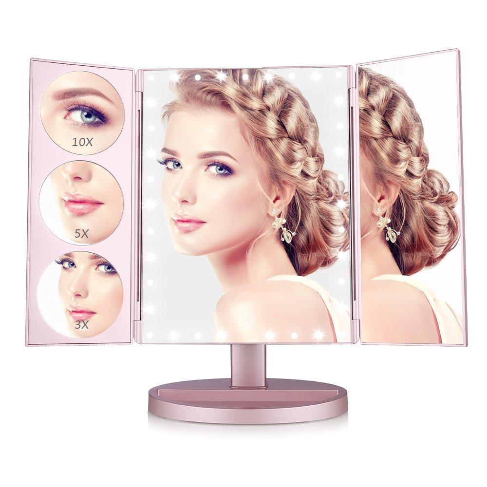 Lighted Bathroom Vanity Mirror