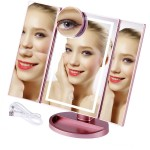 Small Vanity Mirror With Lights